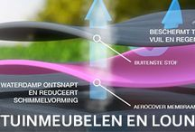 AFDEKHOEZEN TUINMEUBELEN / Alle modellen en afmetingen van ademende watervaste hoezen voor tuinmeubelen en loungesets