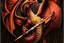 DRAGONS! / by Liz Stern