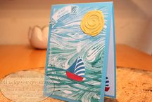 Handmadecards - einfach und schön