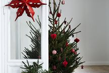 juletider / christmas, xmass, jul, december, snowy, tree, peaceful, snow, cold, best, time