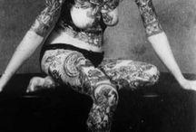 body art - tattoo