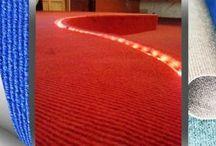 Rebbed Carpet