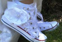 Bridal and more running shoes Canada / On your special day, mix style with comfort as you walk, dance and enjoy your time.  All you want your own custom look we can make it.