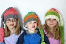 kids knit crochet to try
