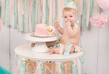 Eisley's First Birthday