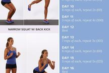 3 weeks workout
