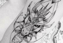 dragons tatto (maybe) xD