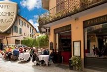 Bar Caffé Vecchio Borgo / Breakfast - sandwiches - pasta - hot dishes - pizza.