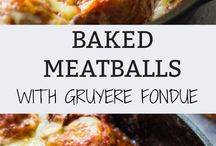 Comfort Food / Favorite Comfort Food recipes to keep you warm and fill your belly.