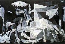 Pablo Picasso / Avanguardie storiche del 900