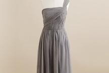 Bridesmaid Dresses / by Andie Gordon