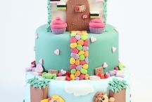 children cakes / dortování