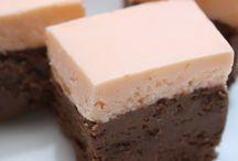 Fudges & Brownies