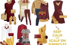 Fsu outfits / by Carrie Hutchins