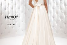 Herm's Bridal / Our stunning new collection by Herm's Bridal, pure elegance!