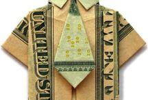 Pénz origami