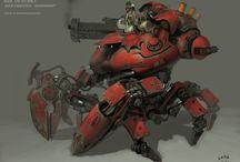 Robo-Mecha