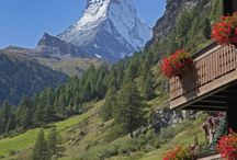 Alps switzerland