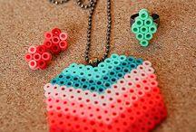 Perler beads / Craft