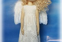тряпичная кукла / о народной тряпичной кукле