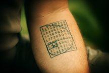 Math tattoo