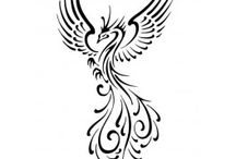 dessin tribal