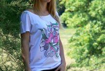 T-shirt / Trika všelijaká...