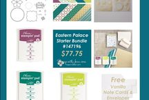 Stampin' Up! Eastern Palace Stamp Set & Bundles