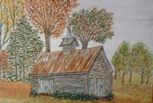 Linda Starr Painting