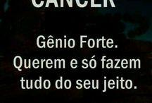 Câncer signo
