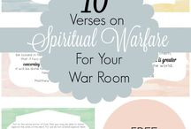 BIBLE - War Room/Binder