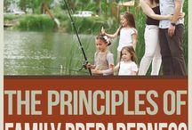 the principles of family preparedness