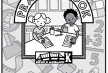 kindergarten  / by Christine Gordon