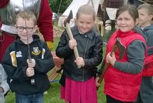 The Rock of Ages 2015 / A weekend showcasing over 1,000 years of history / by Historic Scotland