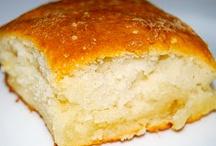 Bread, Rolls & Muffins