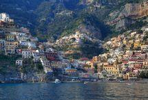 Italy / by Amanda Quillen