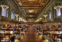 Great Bookstores and Libraries