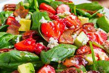 salads / by Tara Neiman