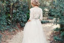 My wedding - dress