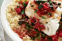 Mediterranean food / Med food