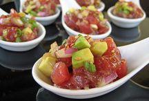Tuna / Ideas for fresh tuna dishes.