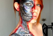 Makeup - FX, Paint, Etc. / by Makeup by Treja