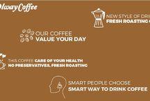 Cara baru untuk minum kopi / kopi yang enak dan nikmat