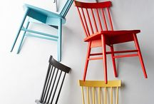 Windsor Style Chairs