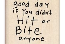 Words of wisdom / by Jodi Barry-Adie