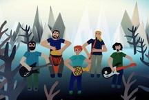 Ové Animated Music Videos
