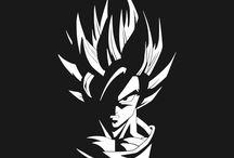 Dragon Ball Z Outline