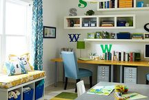 home office playroom