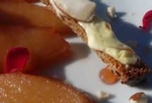 Fruits d'automne - fall fruits / pomme coing raisin marron figue apple quince grapes chestnut fig