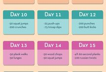 Slimming workouts
